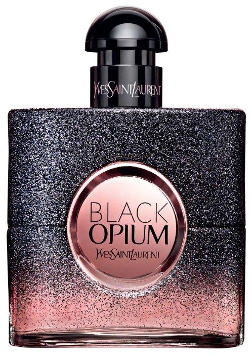 Парфюмерная вода Yves Saint Laurent Black Opium Floral Shock