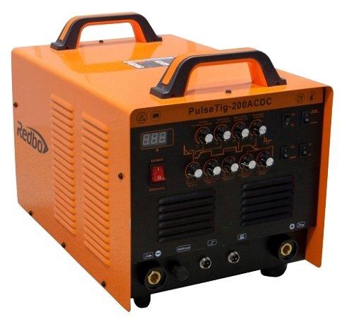 Сварочный аппарат Redbo PULSE TIG-200 AC/DC