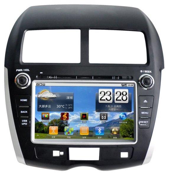 SIDGE Mitsubishi ASX (2010-2011) Android 2.3