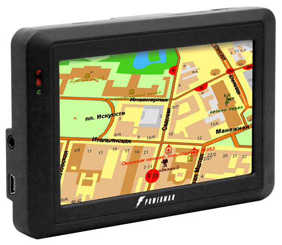 Навигатор Powerman PM-N430GPRS