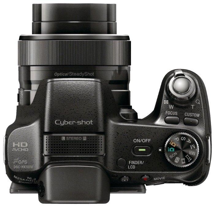 Sony cyber shot dsc hx100v инструкция