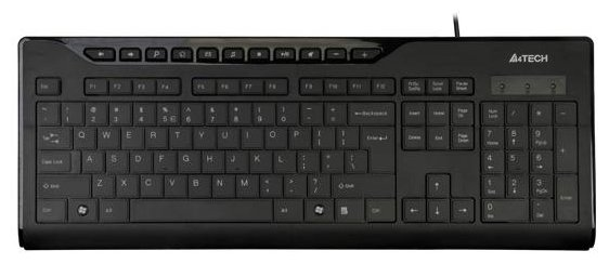A4Tech KD-800 Black USB