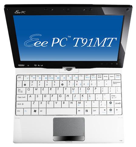 Asus Eee PC T91MT Notebook Bluetooth Descargar Controlador