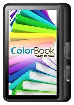 effire Электронная книга effire ColorBook TR73A