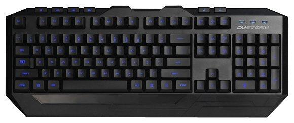 Клавиатура и мышь Cooler Master Devastator Combo Blue Black USB