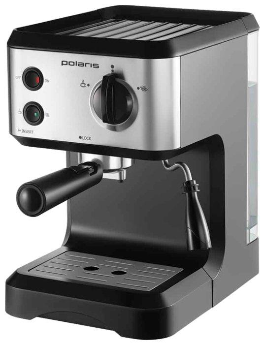 Кофемашина Polaris PCM 1517AE