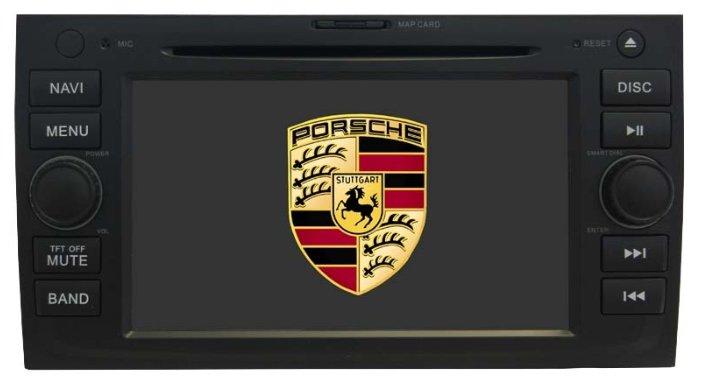 Автомагнитола TRINITY Porsche Cayenne