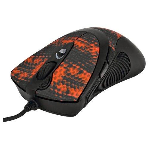 Мышь A4Tech XL-740K Black-Red USB мышь a4tech xl 750bk black usb