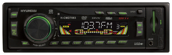 Hyundai H-CMD7083 (2007)