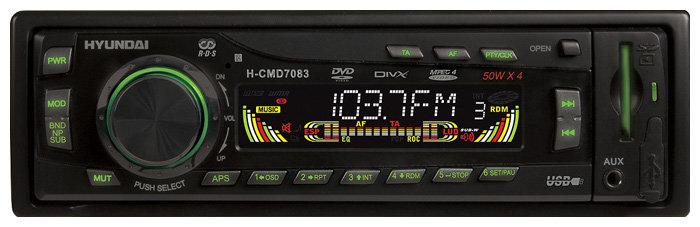 Автомагнитола Hyundai H-CMD7083 (2007)