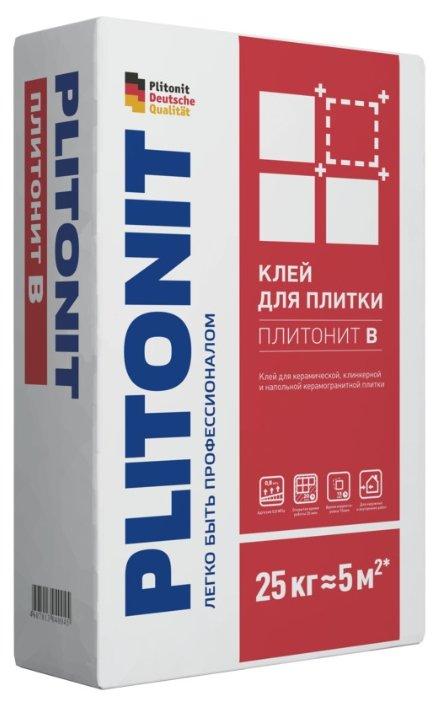 Клей Plitonit В 25 кг