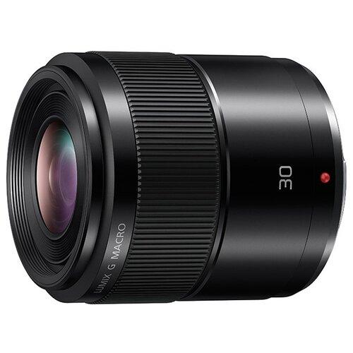 Фото - Объектив Panasonic 30mm f/2.8 Lumix G Macro Micro 4/3 объектив panasonic lumix h f008e g fisheye 8mm f3 5