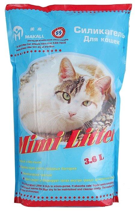 Mimi Litter Силикагель Для кошек (7.2 л)
