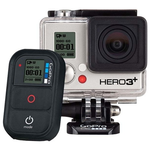 Экшн-камера GoPro HERO3+ Black Edition