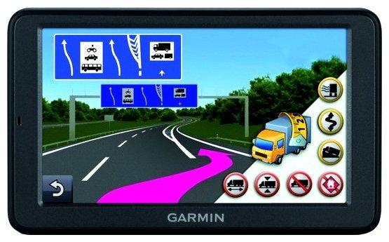 Garmin Dezl 560LMT Europe