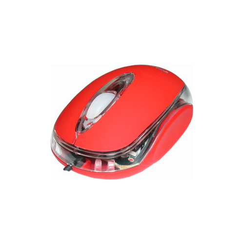 Мышь COLORSit M-1018 Red USB