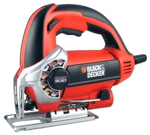 Электролобзик BLACK+DECKER KS900SK 620 Вт