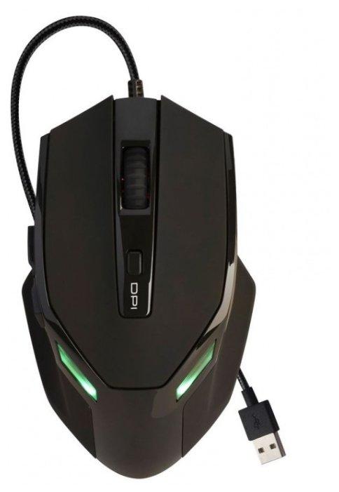 Мышь Oklick 835G Black USB