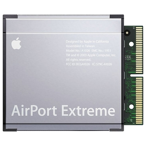 Wi-Fi адаптер Apple MB988ZA/A