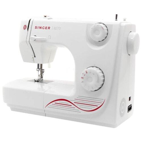 Швейная машина Singer 8270, белый швейная машина singer 8280 p белый