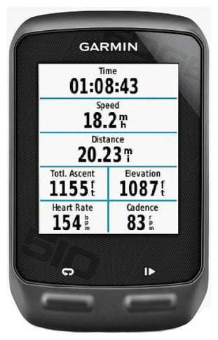 Garmin Навигатор Garmin Edge 510 Bundle