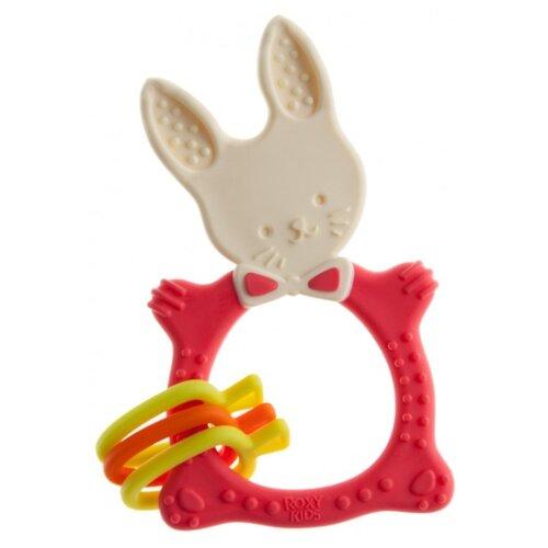 Прорезыватель ROXY-KIDS Кролик коралловый шапка roxy roxy ro165cwcfhk1
