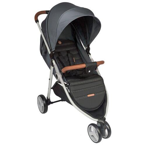 Прогулочная коляска Happy Baby Ultima V2 grey