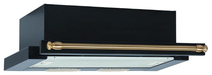 Вытяжка Teka LS 60 Black/Glass