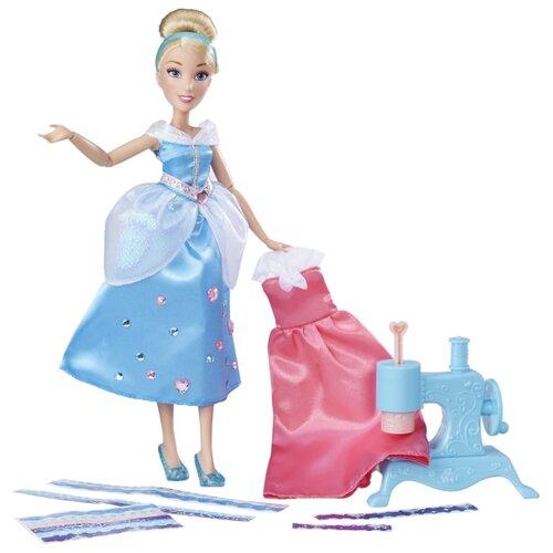 Купить Кукла Hasbro Disney Princess Золушка с аксессуарами, 30 см, B6908, Куклы и пупсы