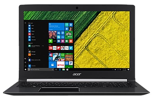 Ноутбук Acer ASPIRE 5 (A515-41G-T551) (AMD A10 9620P 2500 MHz/15.6