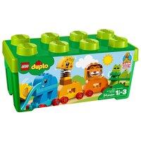 Конструктор LEGO Duplo 10863 Мой первый парад животных
