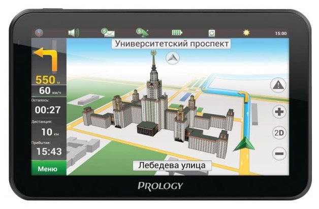 Prology Навигатор Prology iMap-5800