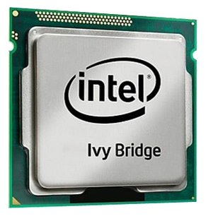 Сравнение с Intel Core i7 Ivy Bridge