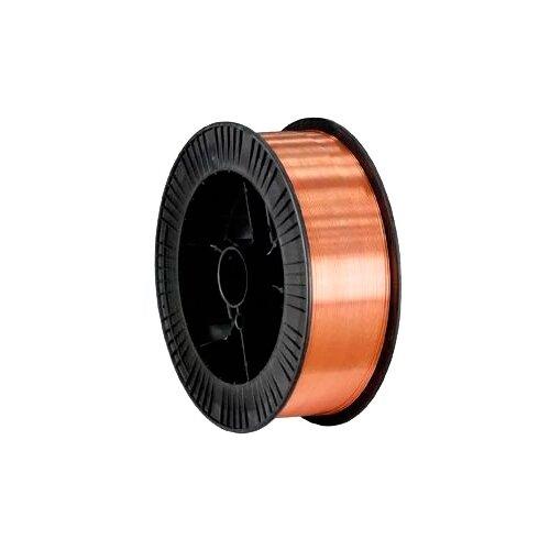 Проволока из металлического сплава FoxWeld ER70S-6 1.2мм 5кг проволока из металлического сплава барс er 70s 6 0 8мм 1кг