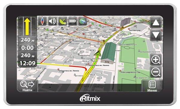 Навигатор Ritmix RGP-685