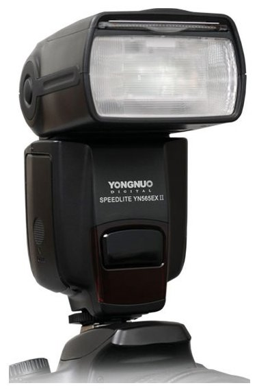 YongNuo Вспышка YongNuo Speedlite YN-565EX II for Canon