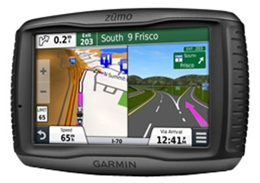 Garmin Zumo 590 LM