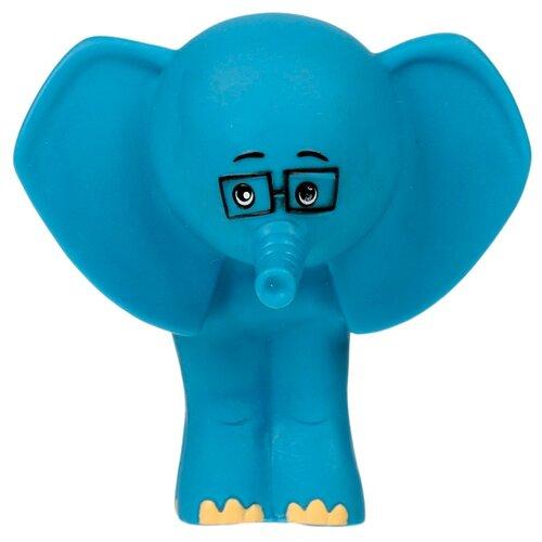 Купить Игрушка для ванной Играем вместе Слоненок (LXST10R) голубой, Игрушки для ванной