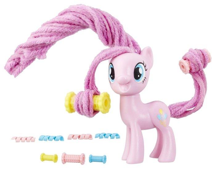 Фигурка Hasbro Pinkie Pie с прической B9618