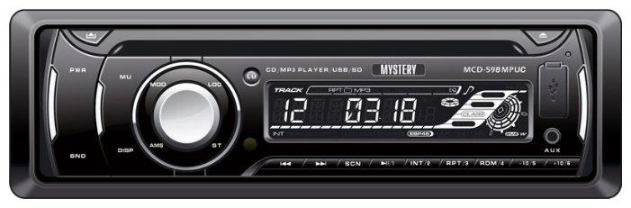 Mystery MCD-598MPUC