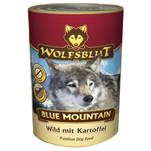 Wolfsblut Консервы Blue Mountain (0.395 кг) 1 шт. Корма для собак