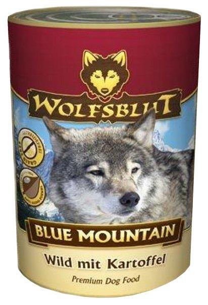 Корм для собак Wolfsblut Консервы Blue Mountain