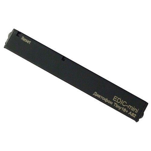Диктофон Edic-mini Tiny 16+ A82-150h черный