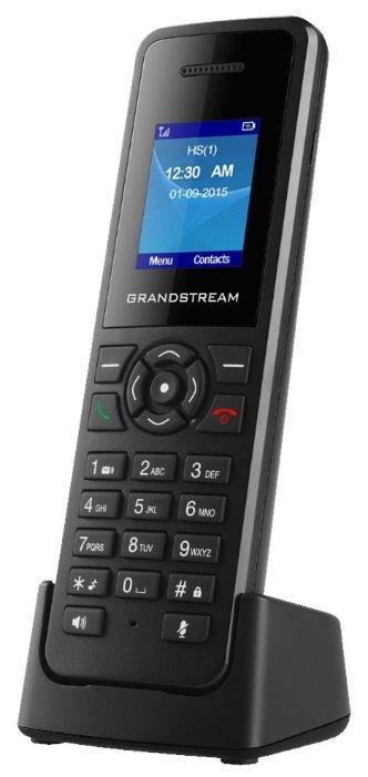 Grandstream Дополнительная трубка для VoIP-телефона Grandstream DP720