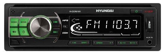Автомагнитола Hyundai H-CCR8101