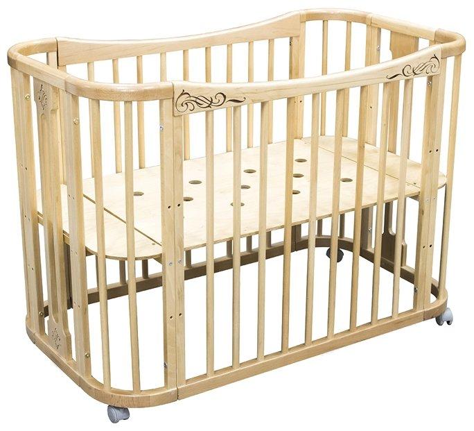 Кроватка Феалта-baby Жемчужина (2 в 1)