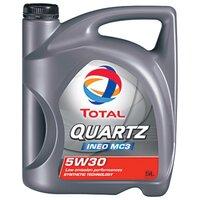Масло моторное TOTAL Quartz INEO MC3 5w30 5л синтетическое