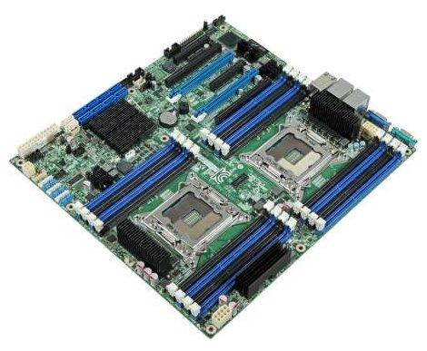 Intel Материнская плата Intel S2600COE