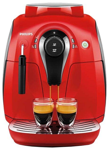 Кофемашина Philips HD8651 2000 Series
