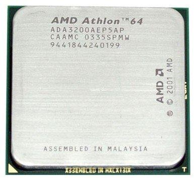 AMD Athlon 64 Clawhammer
